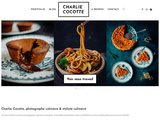 Charlie Cocotte - Photographe culinaire & styliste culinaire