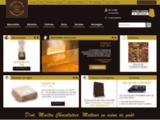 Vente de chocolat en ligne