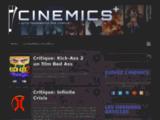 Cinemics, nouveau blog sur les comics