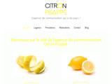 Citron Frappé