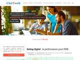 Clef2web : le partenaire de la performance des PME