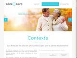 Click&Care - Maintien à Domicile