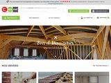 CmesMat, l'adresse pour se fournir en matériaux de construction de qualité
