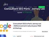 Consultant SEO et Référencement local sur Paris : Expert Google My Business