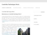Contrôle technique Paris