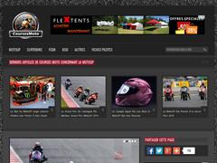 Toute l'actualité sur le monde des courses de moto