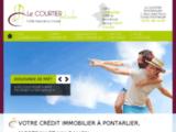 Crédit immobilier Pontarlier assurances prêt