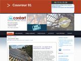 Couvreur en Essonne 91