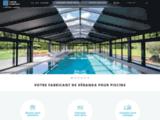 Cover Concept : vente et pose de vérandas pour piscine en France et Belgique