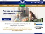 Agence de rencontre CQMI - Russie