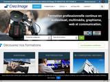 Crea Image, formations en audiovisuel