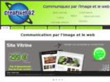 Création de flyers, sites internet Pas de Calais