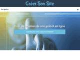 CreerSonSite.net: Création de site web en ligne