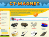 CT Magnet, le spécialiste de l'aimant permanent