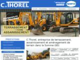 Travaux de terrassement et assainissement Amiens