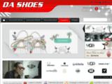 Achat de chaussures mode Dashoes