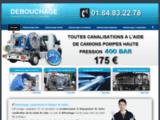 Débouchage par camion pompe (175€) 92 les hauts de seine