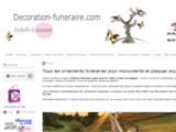 Boutique en ligne d'articles funéraires