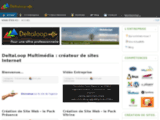 Création de sites Internet - DeltaLoop Multimédia
