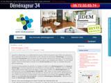 Déménageur Montpellier