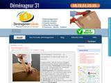 Déménageur Toulouse 31