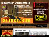 Dératisation Paris