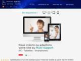Création de sites internet mobiles en Haute-savoie