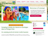 Des vacances au Domaine de Fromengal