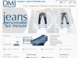 Jeans sur mesure pas cher