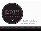 Dpix créations | Studio graphique Laval