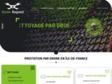 Expert de photographie aérienne et inspection par drone en île-de-France