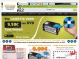 Copie de cassette vidéo