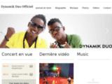 Site officiel du groupe de Hiphop Dynamik Duo