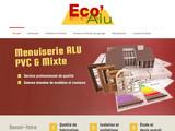 Eco-Alu.fr : Installateur portail à Caen