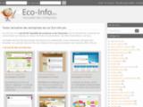 Eco-Info : l'actualité des entreprises