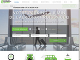 Parking Roissy Charles de Gaulle CDG