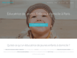 educ-at-home, coaching parental avec Manon LEBERT Educatrice de jeunes enfants