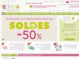 EFBIO COSMETIQUES BIO & NATURELS