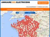 Annuaire des éléctriciens