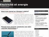 Le blog de l'électricité et de l'énergie