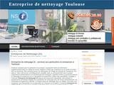 Nettoyage de fin de chantier à Toulouse