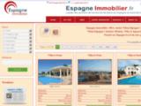 Vente d'Immobilier en Espagne, Costa Blanca