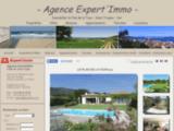Immobilier secteur de St Tropez - Agence Expert Immo