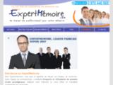 Expertmemoire, leader de la rédaction de mémoires