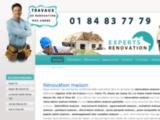 Rénovation maison paris,92,93,94,95
