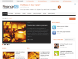 Finance-AZ : portail français sur l'économine