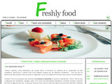 Freshly food -  traiteur catering