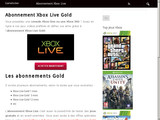 Gamelocker : abonnement Xbox Live