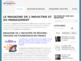 Management magazine Geo-Industrie