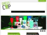 Gobelets personnalisés Greencup